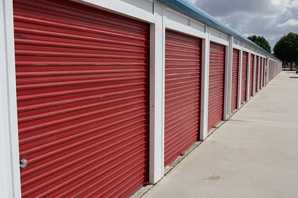 Storage units at American Personal Storage in Port St Lucie