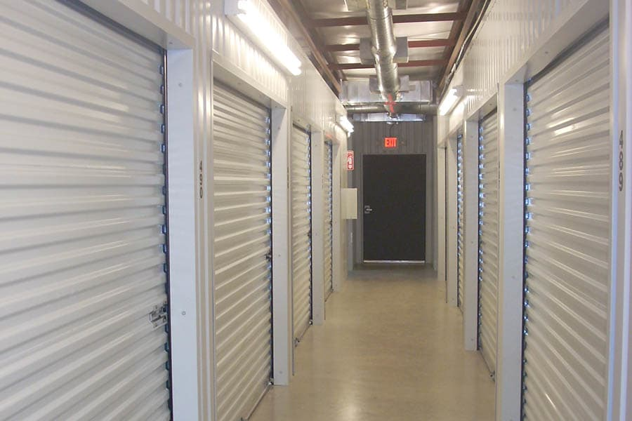 Climate Controlled Units At Amyu0027s Attic Self Storage
