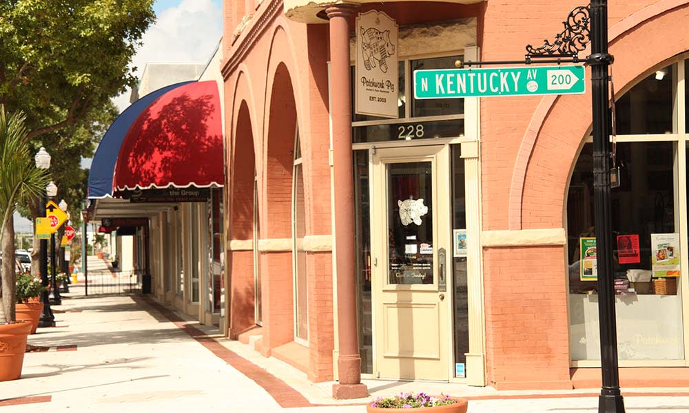 Lakeland Kentucky Ave Minutes From The Avenue Apartments