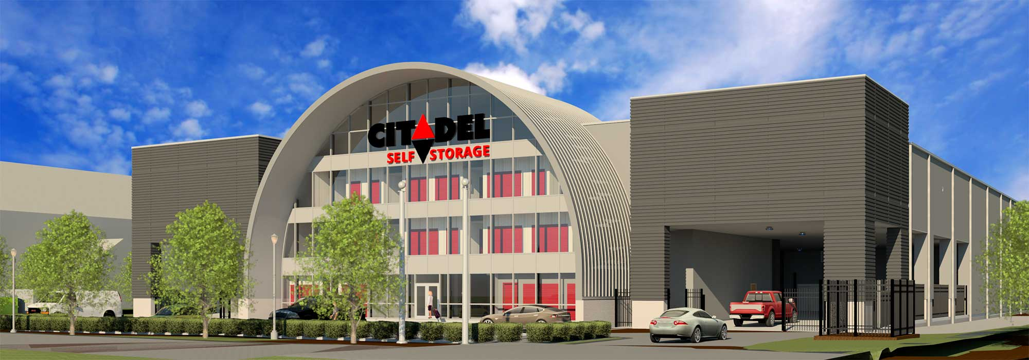 Perfect Learn More About Citadel Self Storage