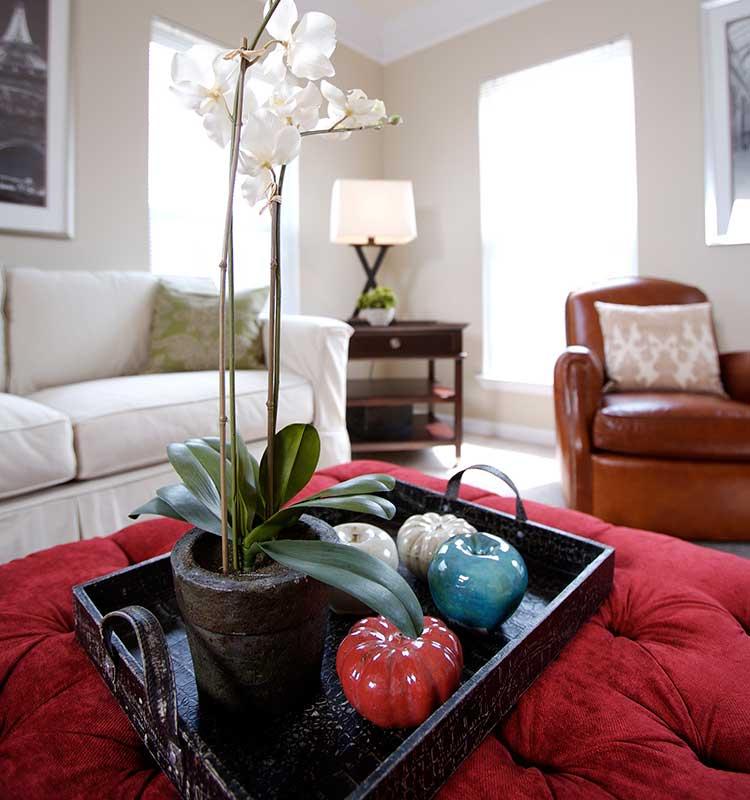 Great apartment amenities at Atkins Circle Apartments