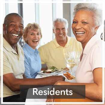 Page for Long Pond Gardens Senior Apartments residents in Rochester, New York
