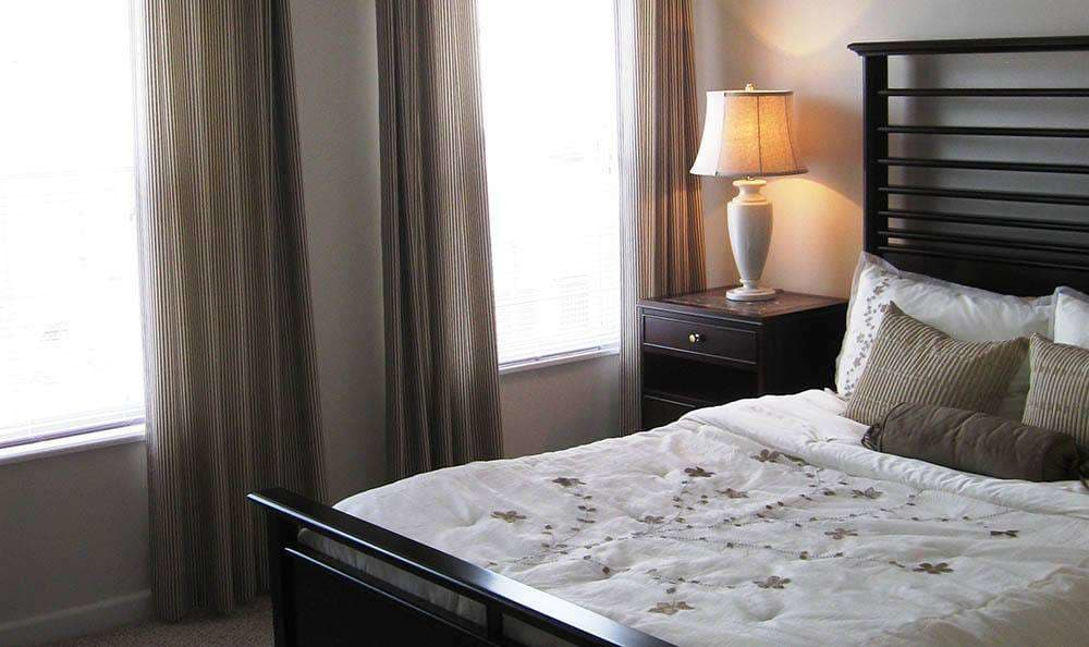 Bedroom at Chelsea Place in Toledo