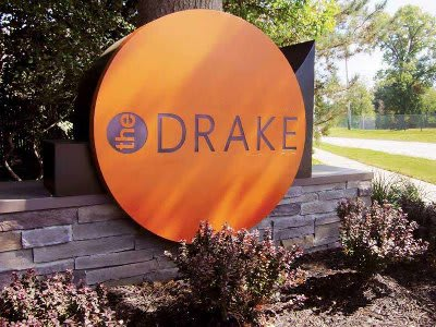 Great neighborhood at The Drake Apartments in Mayfield Heights, OH