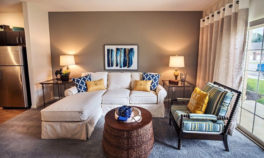 Comfort and convenience at Eden Square Apartments