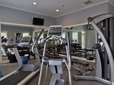 Fitness center at The Preserve at Beckett Ridge in West Chester, OH