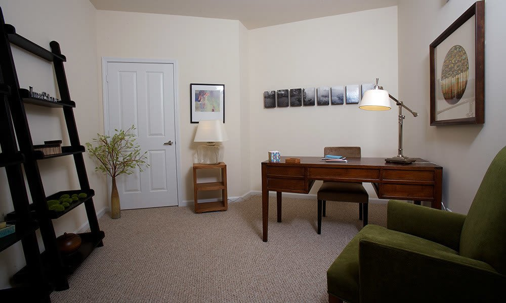Apartments with modern floor-plans at Worthington Luxury Apartments