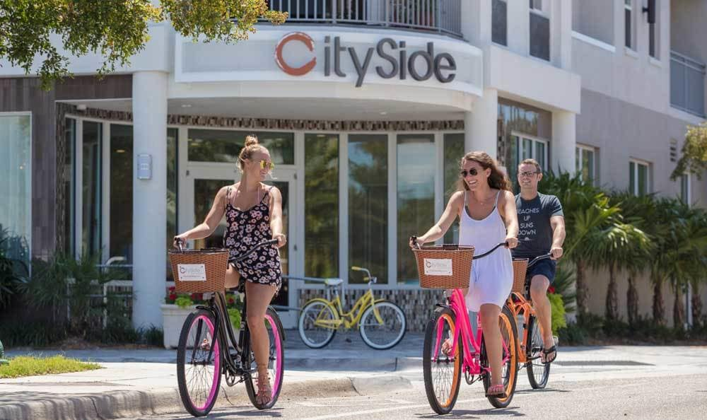 You'll find the best place for your life at CitySide Apartments