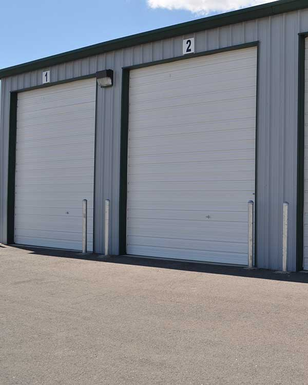 Packing supplies and large units are available at Comstock Boat and RV Storage