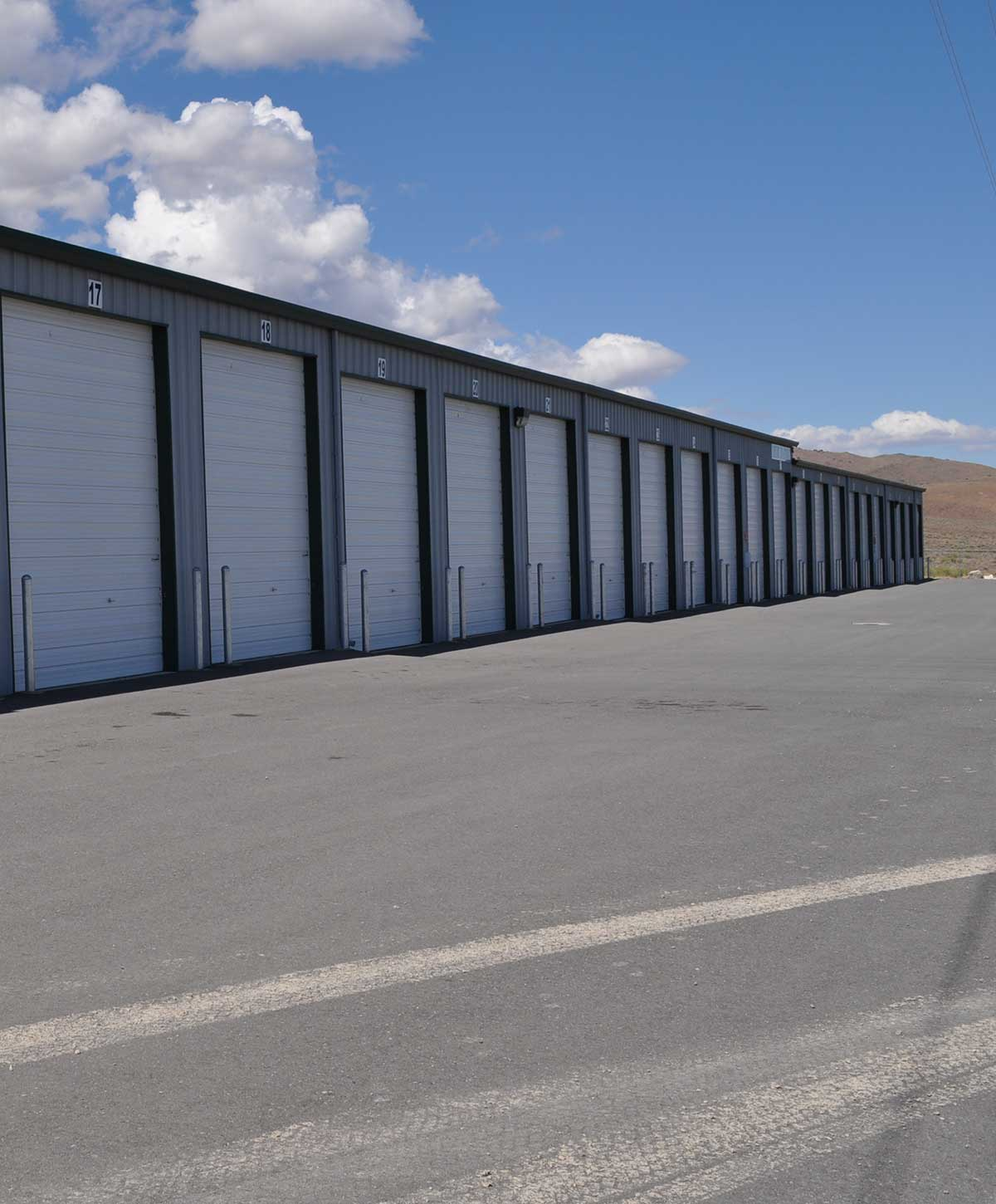 Self storage in Mound House NV