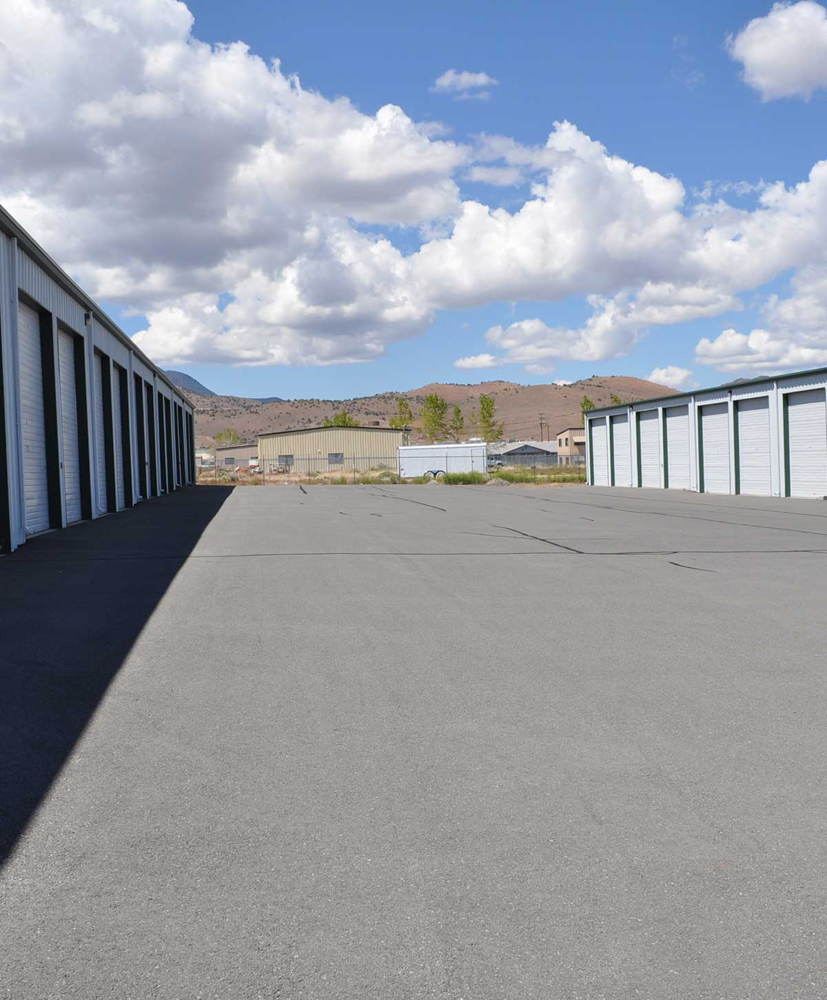 Sierra Boat and RV Storage offers affordable RV and boat storage in Carson City
