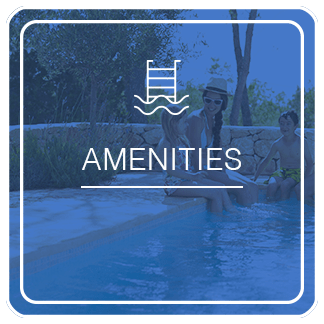 Amenities at Meridian Apartment Homes in Texas