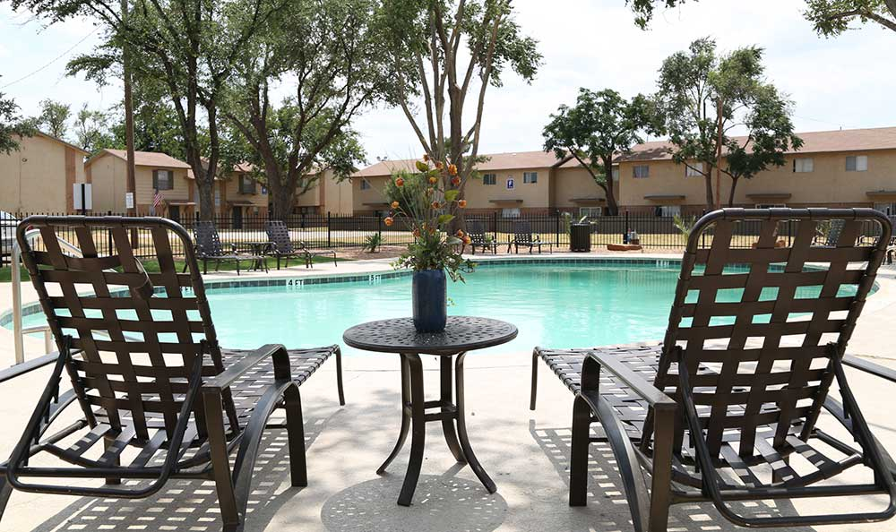 Park Square Apartments is one of Midland's finest apartment complexes.