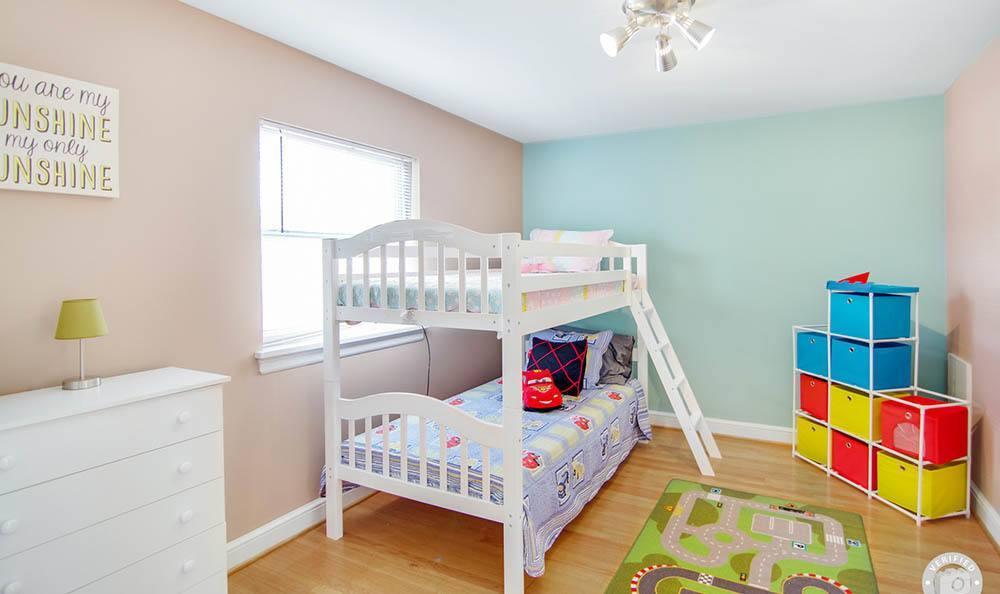 Kids bedroom at Heritage Pointe and Remuda Crossing