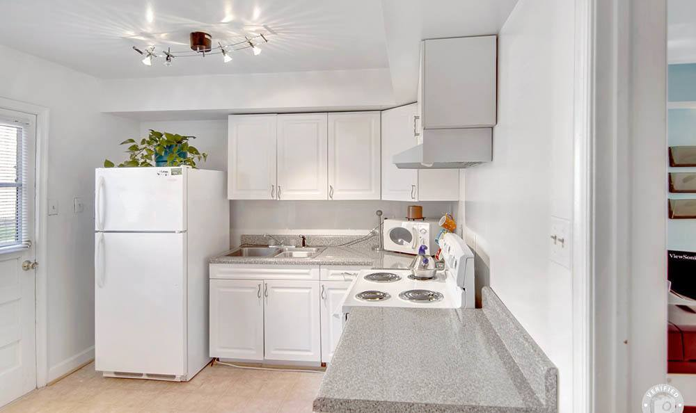 Heritage Pointe and Remuda Crossing kitchen