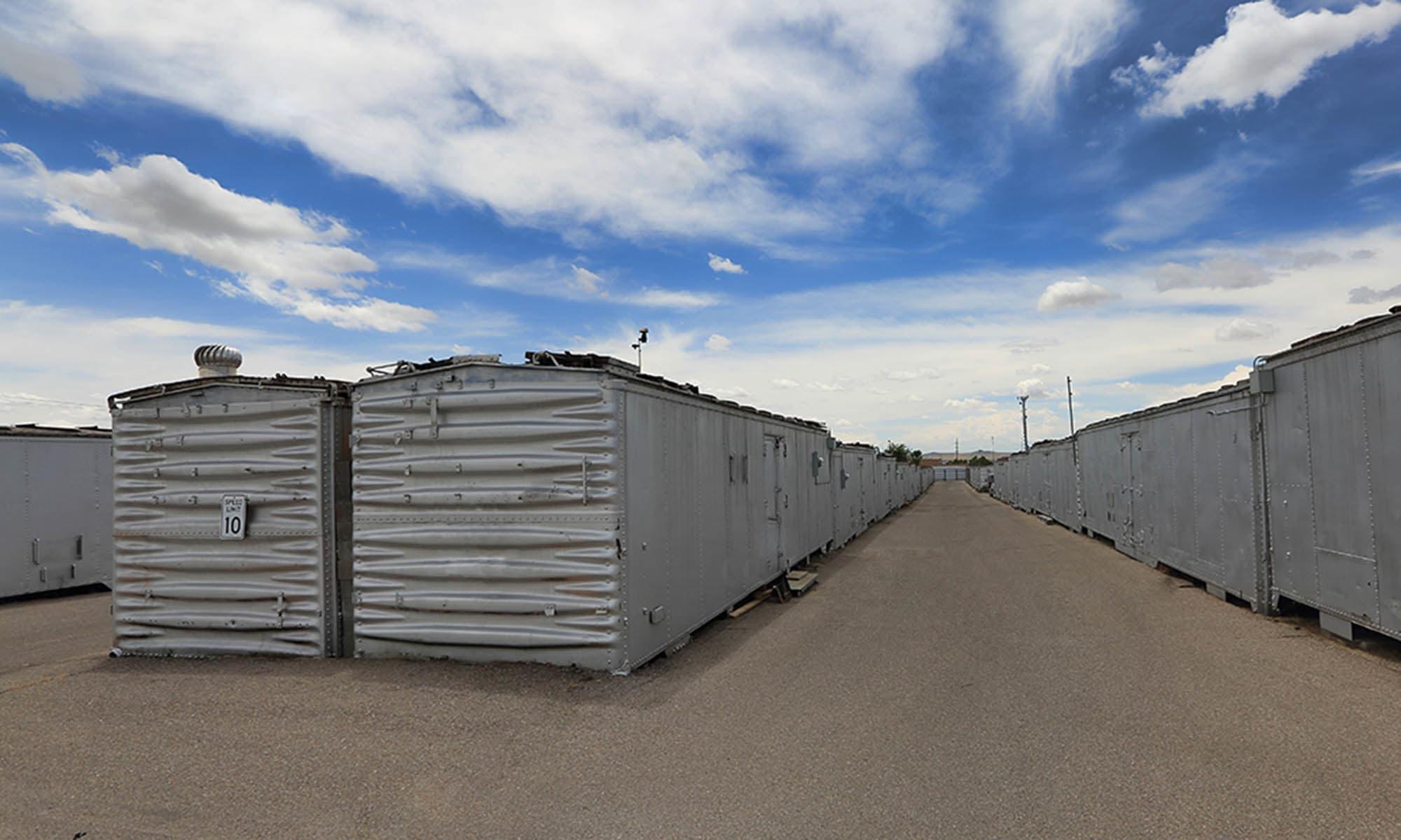 Rv Storage Albuquerque New Mexico Dandk Organizer