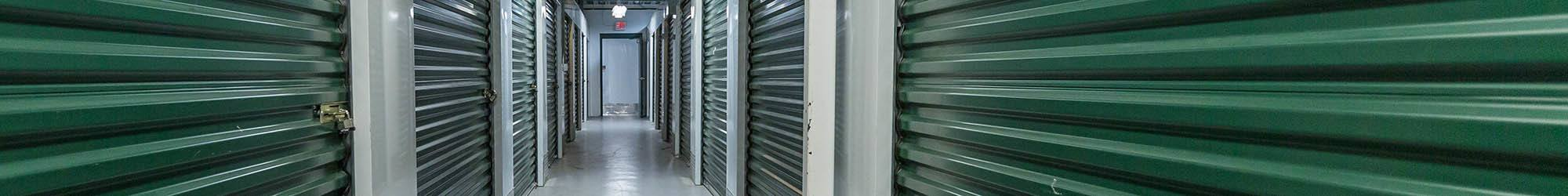 Climate controlled storage at Superior Self Storage in Rancho Cordova