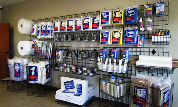Iron Gate Storage supplies