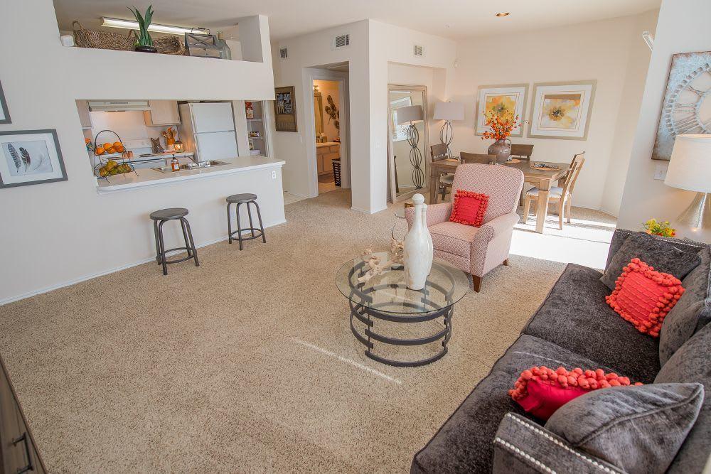 Enjoy sitting on your livingroom at Prairie Springs
