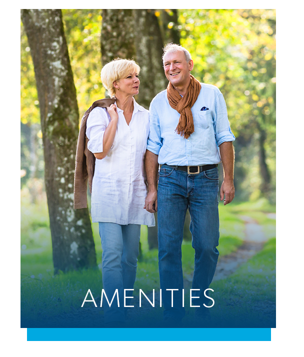 Amenities at Woodacres Apartment Homes
