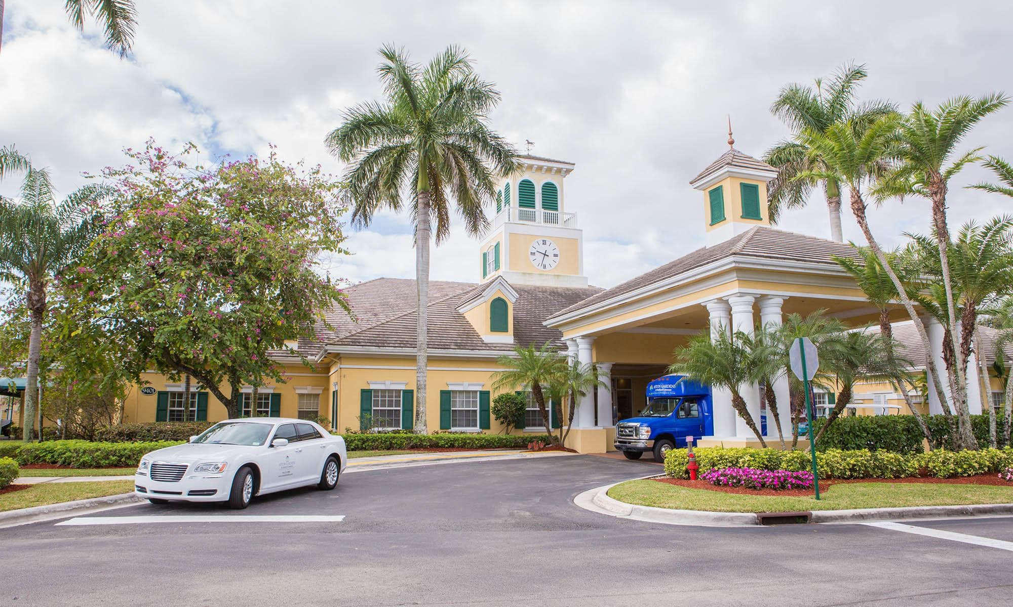 senior living in parkland fl aston gardens at parkland commons