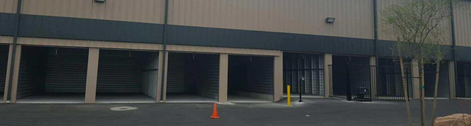 Storage units at Towne Storage in Las Vegas, NV
