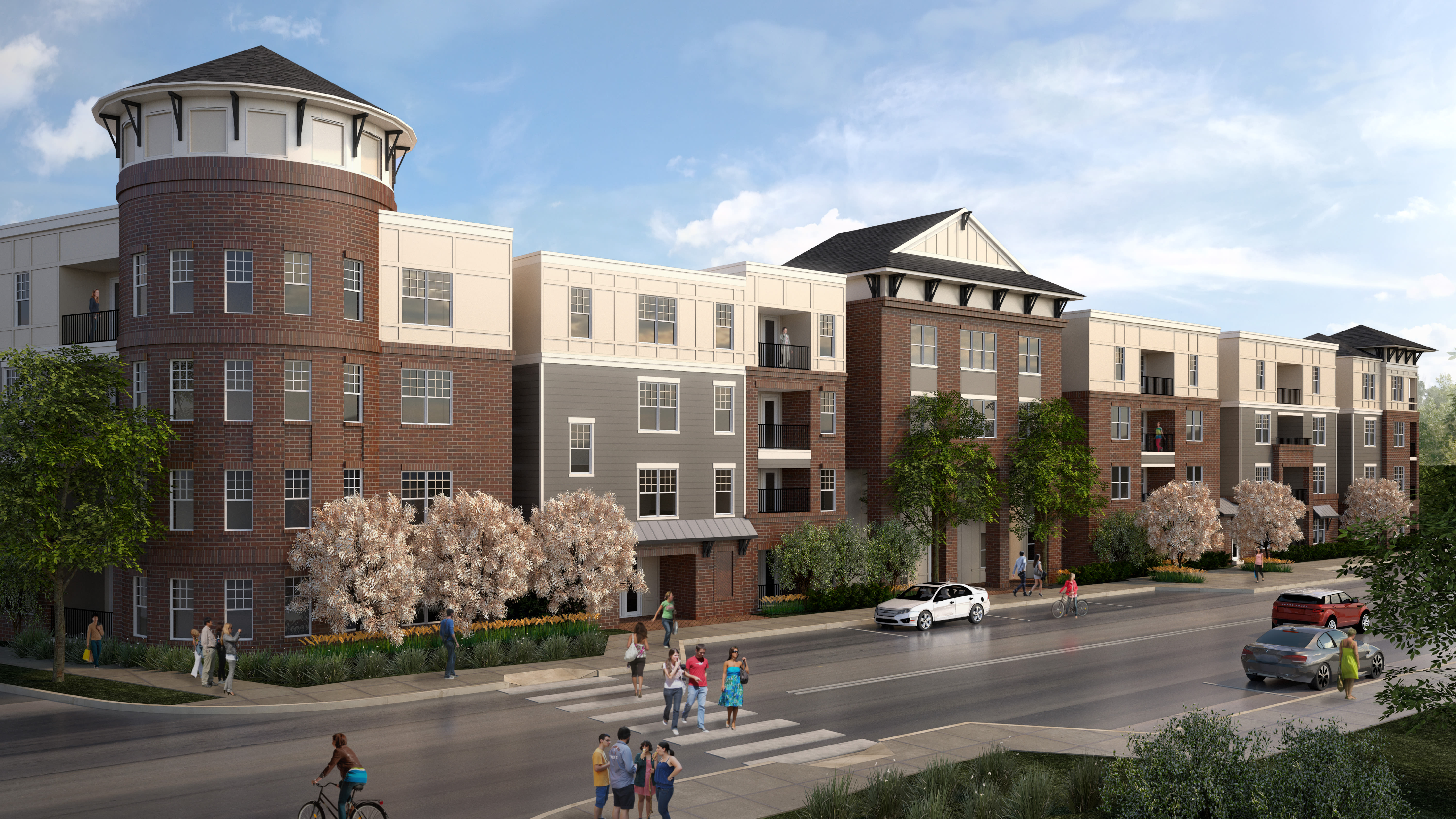 Off Campus Student Housing By Florida State University In Tallahassee Fl