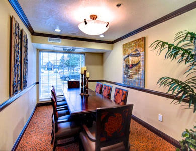 Room at Pacifica Senior Living Millcreek