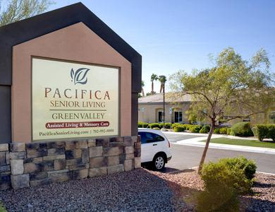 Welcome to Pacifica Senior Living Green Valley in Henderson, NV