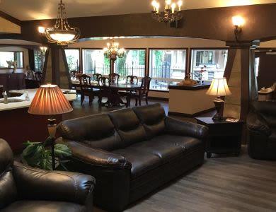 Enjoy a living space at Courtyard at Coeur d'Alene Senior Living