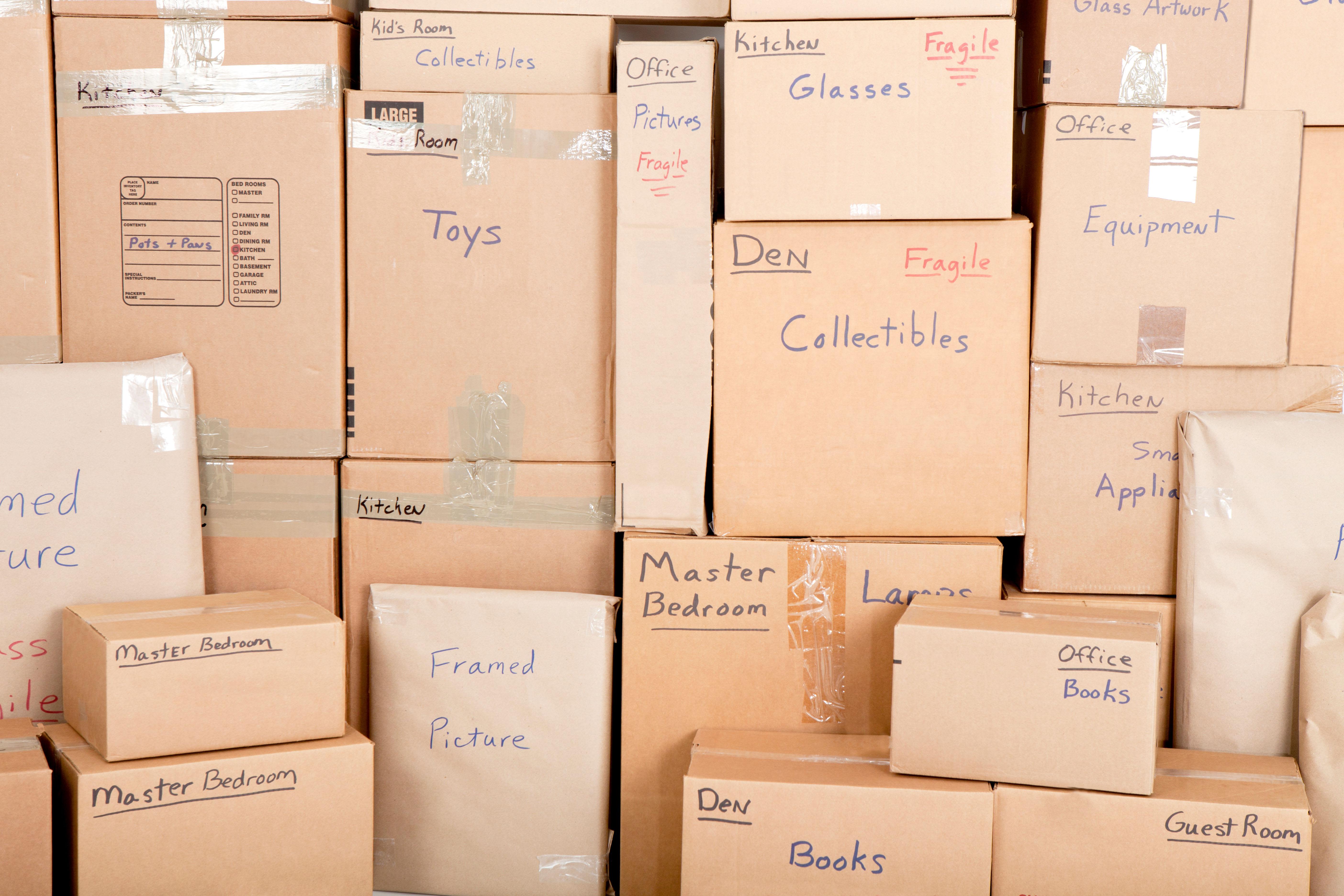Storage organized