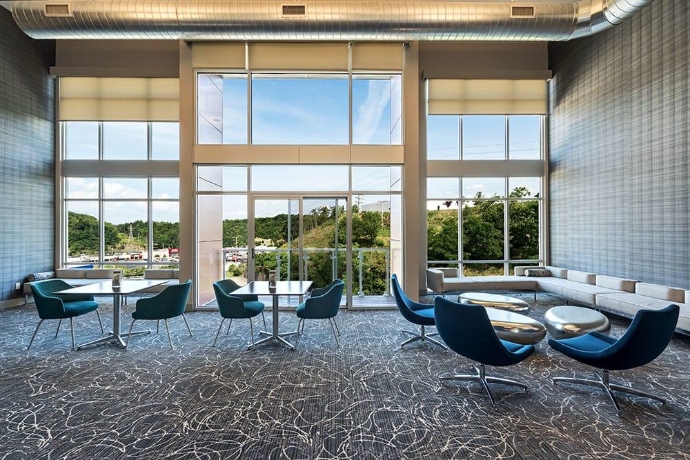 Cosmopolitan Seating area in Pittsburgh, PA