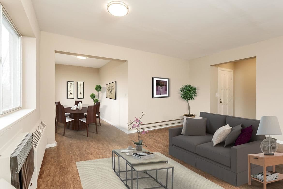 Ample living space at Manlius Academy in Manlius, NY