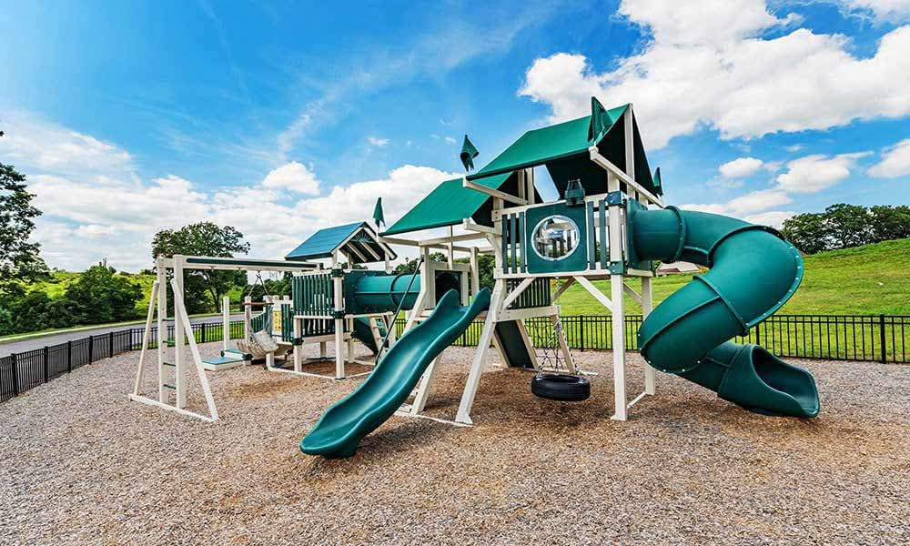 Playground at Reserve at Southpointe in Canonsburg