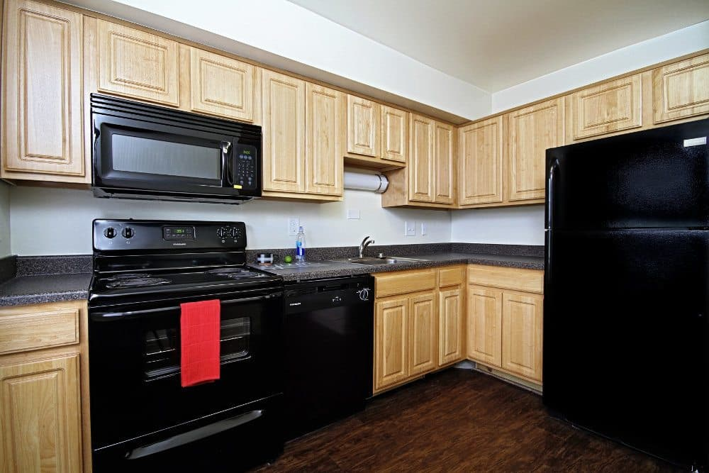 Kitchen at The Village of Laurel Ridge in Harrisburg