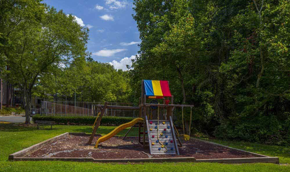 Playground at The Trails of North Hills