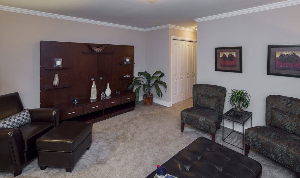 Enjoy movies in your living room at The Trails of North Hills