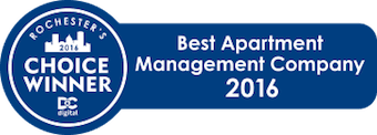 Morgan Management is the Choice Winner of Best Apartment Management Company in 2016