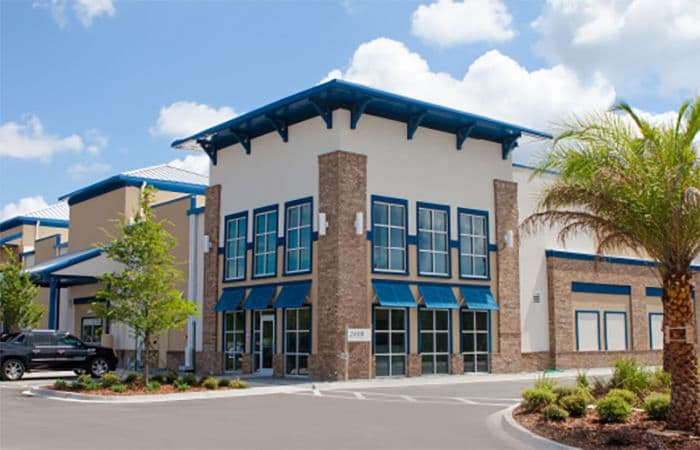Learn more about our Atlantic Self Storage location at 2400 Palm Valley Rd in Ponte Vedra Beach, FL
