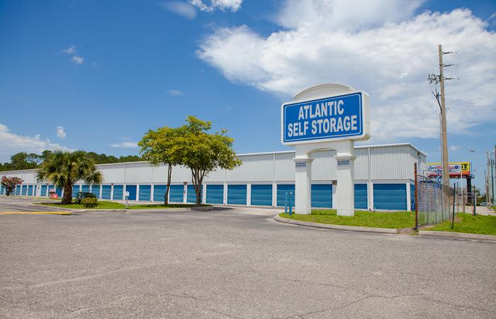 Learn more about our Atlantic Self Storage location at 11041 Beach Blvd in Jacksonville, FL