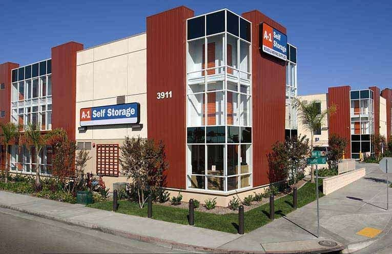 Learn about A-1 Self Storage Midtown