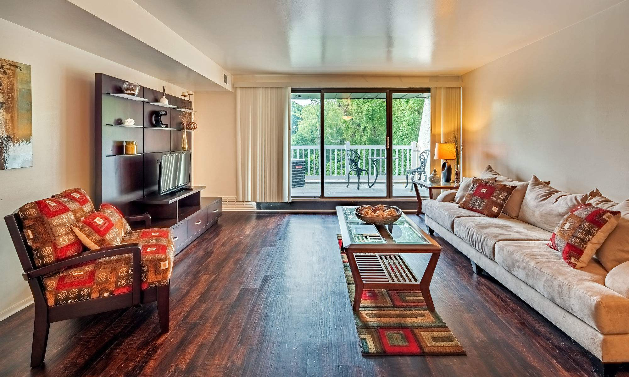 Apartments in Pittsburgh, Pennsylvania