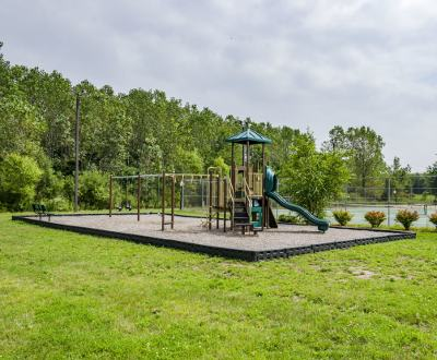 The Lakes at 8201 playground in Merrillville