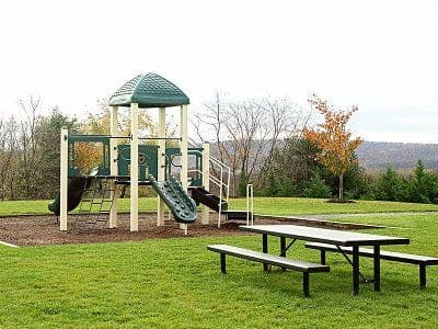 Playground at Emerald Pointe Townhomes in Harrisburg, PA