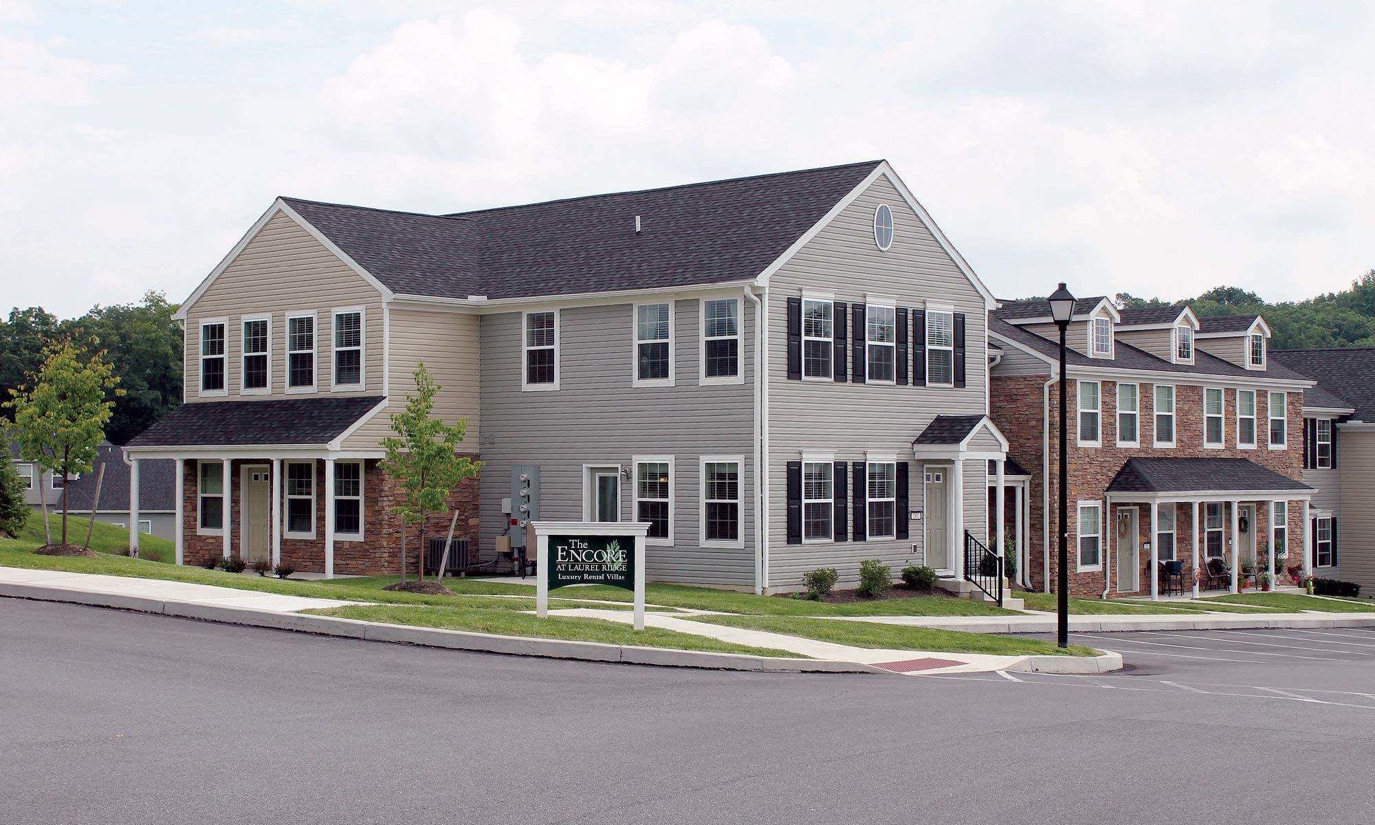 Apartments in Harrisburg, Pennsylvania