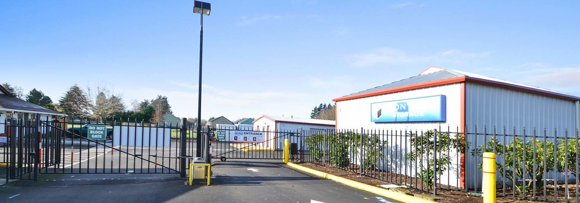 Self storage in Vancouver WA