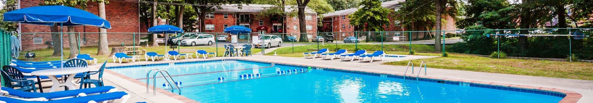 Sunset Garden Apartments offers a great neighborhood to its residents