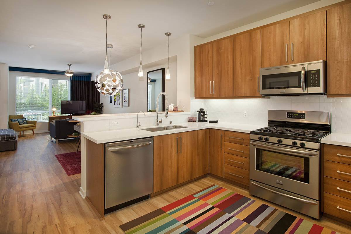 Loft apartment rental in Glendale, CA at Brio