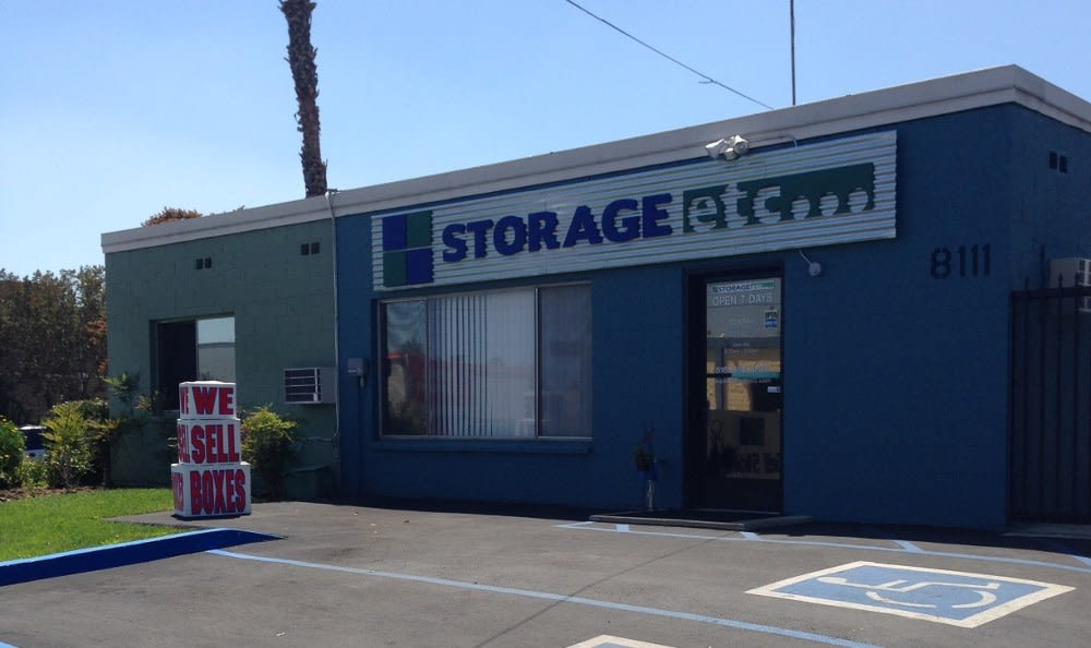 Storage Etc. location in Canoga Park, CA