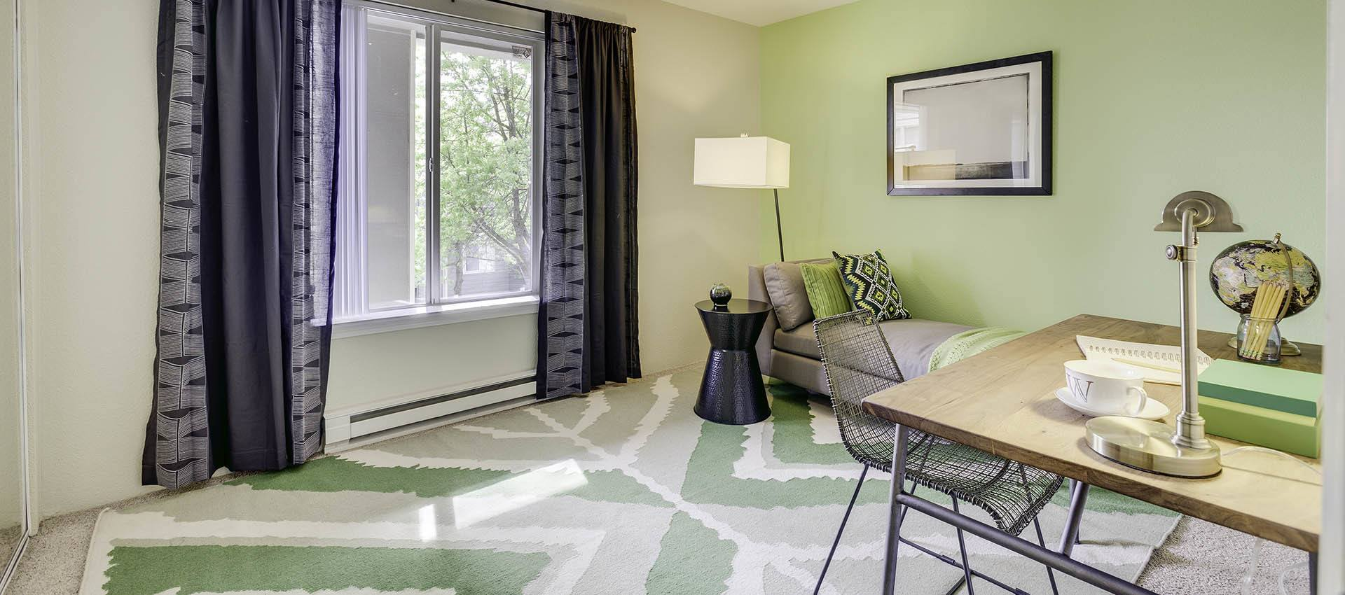 Live-work townhome at Waterhouse Place, Beaverton, OR